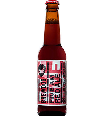 Brewdog 5AM Red Ale - 5%