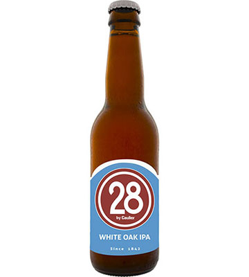 Caulier 28 White Oak IPA - 5,5%
