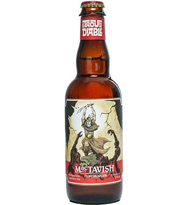 Trou du Diable Mactavish In Memoriam 37,5CL