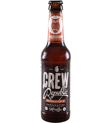 Crew Republic Foundation 11 - 5,6%