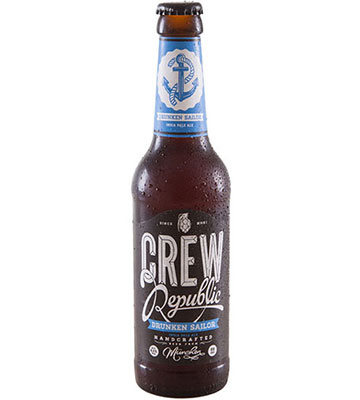 Crew Republic Drunken Sailor - 6,4%