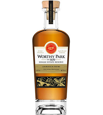 Worthy Park Single Estate Reserve - 45%