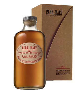 Nikka Pure Malt Red - 43%