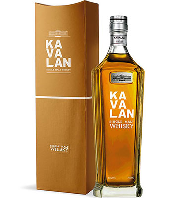 Kavalan Single Malt - 40%