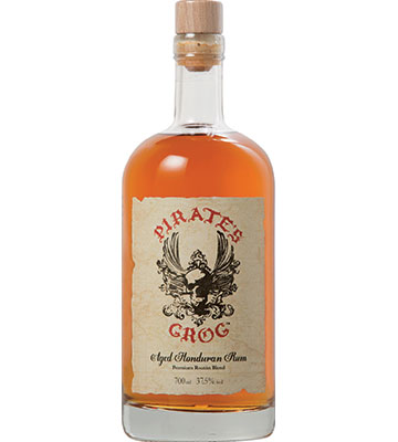 Rhum Pirate's Grog 5 ans