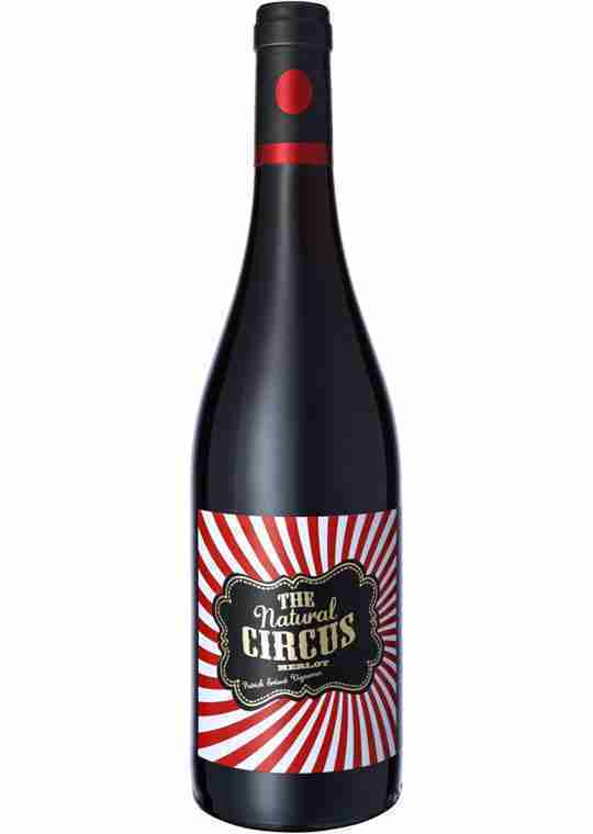 Bordeaux Rouge Bio, Natural Circus 2014