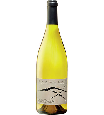Sancerre blanc Moulin Granger 2015 - Domaine Hubert Brochard