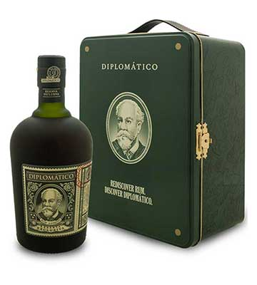Diplomatico Reserva Exclusiva - Coffret