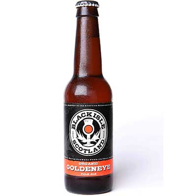 Black Isle Goldeneye Pale Ale BIO 33CL