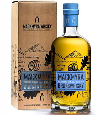 Mackmyra Bruks Whisky - Single Malt