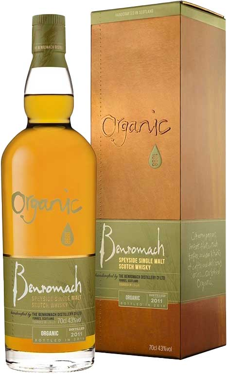 Benromach Organic - Single Malt Whisky