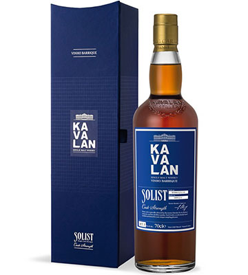 Kavalan Vinho Barrique - Single Malt