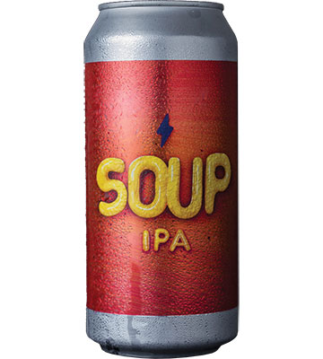 Garage Soup IPA Blonde 44CL